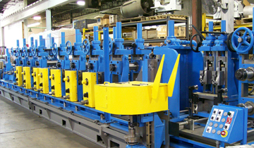 Aman Machine Tools - Steel Melting and Concast Plants